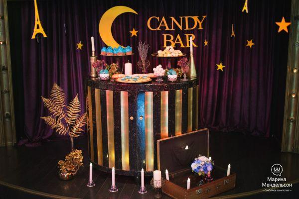 Что такое кэнди-бар?