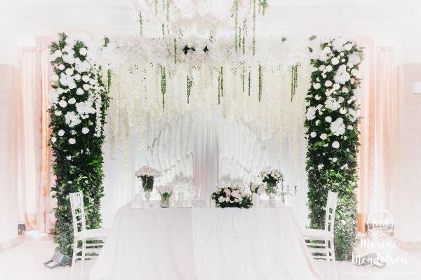 Основные позиции декора на свадьбе!