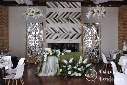 Свадебная флористика и декор