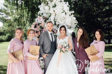 Свадебный организатор - координация мероприятия