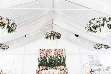 Свадьба в шатрах