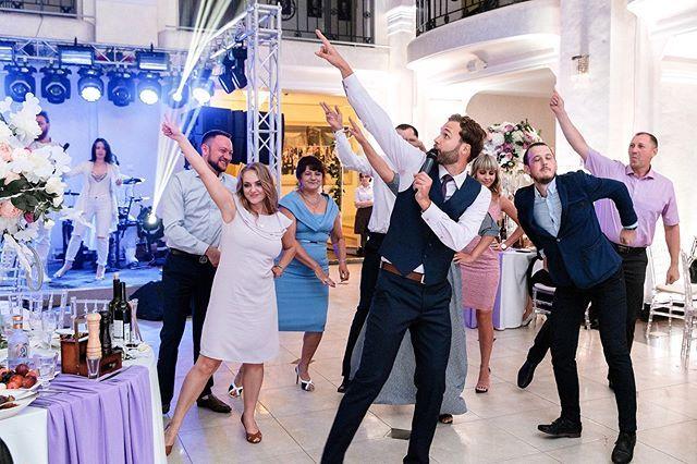 Ведущие, тамада на свадьбу